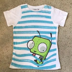 Invader Zim Gir Top